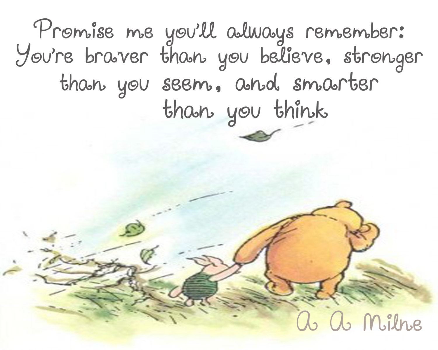 Winnie The Pooh Quotes About Friendship Interesting Winnie The Pooh Friendship Quotes Tumblr Crispingwinnie The